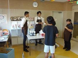 """コーヒーショップから""""かき氷""""が!!"""