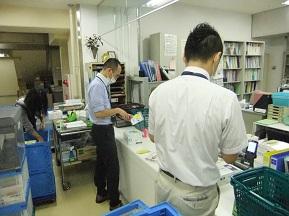 医薬品の在庫管理